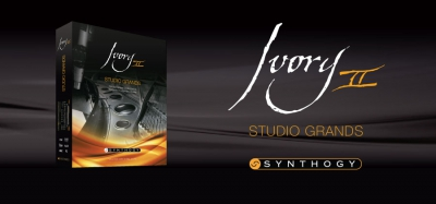Ivory II Studio Grands is Now Available!