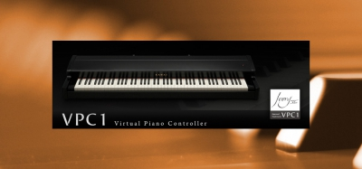 Kawai Unveils VPC1 Virtual Piano Controller Featuring Ivory II Touch Curve